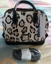 Dooney & Bourke Leopard crossbody BITSY BAG $125