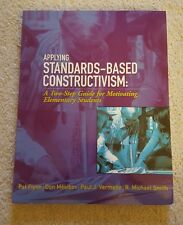 Applying Standards-Based Constructivism : A Two-Step Guide for Motivating Eleme…