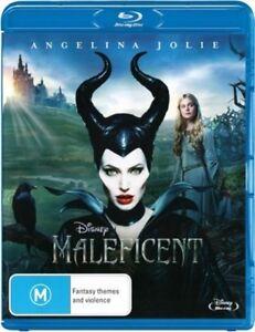 Maleficent : NEW Blu-Ray