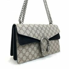 high quality ladies shoulder bag gg  DİONYSUS black