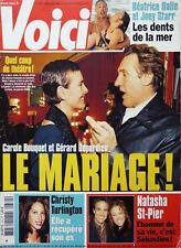 Mag 2002: CHRISTY TURLINGTON_NATASHA ST PIER_TWINS Jumelles OLSEN_BEATRICE DALLE