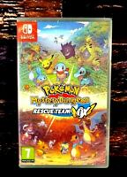 Pokemon Mystery: Dungeon Rescue Team DX - Nintendo Switch - Brand NEW Sealed