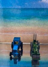 Matchbox Ford Tractor & Y11-1 Aveling & Porter Steam Roller Diecast Bundle