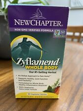 New Chapter Zyflamend Whole Body Joint Supplement - 180 Capsules 09/2021