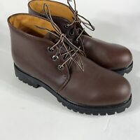 Men's Timberland boots leather brown size 7.5 M