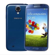 Unlocked Teléfono MOVIL Samsung Galaxy S4 GT-I9500 - 16GB 13.0MP GPS NFC - Azul