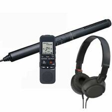 Spy-MAX Security Sound Pro III Professional Shotgun Microphone & Recorder