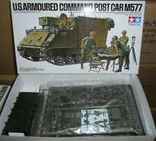 35071 U.S. Armoured Command Post Car M577  Tamiya 1:35 plastic model kit