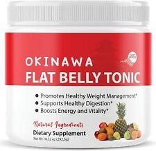 Okinawa Flat Belly Tonic #1 Japanese Natural Fat Burning Weight Loss Solution
