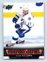 2013-14 Upper Deck Young Guns Alex Killhorn RC #223