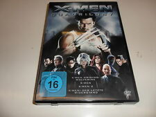 DVD  X-Men Quadrilogy