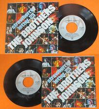 LP 45 7'' THE BROTHERS JOHNSON Strawberry letter 23 Dancin prancin no cd mc dvd*