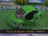 SMART TOYS 1/36 VW BEETLE GREEN