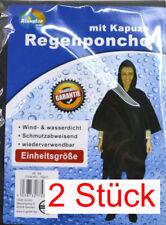 Symbol Der Marke 100x Regenjacke Transparent Regenponcho Einweg Regencape Poncho Regenmantel Verkaufsrabatt 50-70% Bekleidung