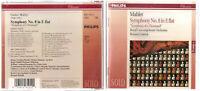 Mahler: Symphony No. 8- Concertgebouw Orchestra (CD, Sep-1995) #0121EB
