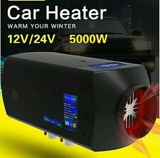 Diesel Heater 5KW 12V 24V Air Car Heater Parking Heater With Remote Control