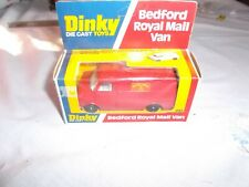 Dinky Toy No 410  Bedford  Royal Mail  Van Mint & boxed