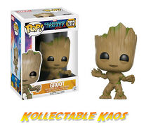 Guardians of the Galaxy: Vol 2 - Groot Pop! Vinyl Figure #202