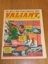 VALIANT 4TH JULY 1970 FLEETWAY BRITISH WEEKLY COMIC*