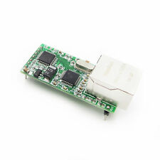 Ethernet to RS232 Serial port TTL TCP/IP RJ45 Converter Transmission module L49
