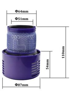 Dyson V10 SV12 Animal Absolute Total Clean Washable Filter