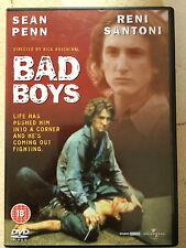 SEAN PENN ALLY SHEEDY BAD BOYS ~1983 CULT Teen Borstal/CRIMINE Drammatico UK DVD