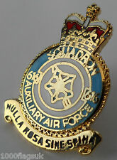 No 616 Squadron Royal Air Force RAF Pin Badge - Mod Approved