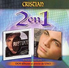 Dos en Uno by Cristian Castro (CD, Jun-2006, Fonovisa)