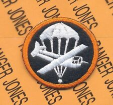507th Airborne Infantry Regt Parachute Glider Waco Officer Hat patch #46