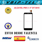 "PANTALLA TACTIL ALCATEL ONE TOUCH PIXI 3 POP 5.0"" OT 5015 OT5015 OT5015X 5015X"