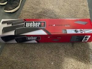 Weber 7534 Gas BBQ Grill Flavorizer Bars for Burner Flame Deflection Barbecue