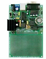 PIC Prototype Board, 08/14-pin, RS232, parallel port ICSP Progra
