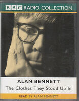 The Clothes They Stood Up in Alan Bennett 2 Cassette Audio Book Unabridged