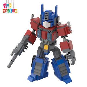 Mecha Robots MOC-32332 Building Blocks Toys 409 Pieces Bricks for Optimus Prime