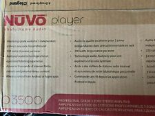 NuVo NV-P3500-NA - Stereo Amplifier - Brand New