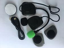 10x Motorbike Helmet Bluetooth Handsfree Headphone with Dual Stereo Speaker MIC