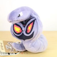 Pokemon Center Original Pokemon fit Mini Plush #24 Arbok doll Toy Japan