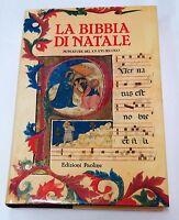 LA BIBBIA DI NATALE - Miniature del XV-XVI secolo - edizioni Paoline