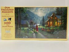 SunsOut 300 Pc Puzzle Our Treasured Moments 15x29 by Mark Keathley 52890 Sealed