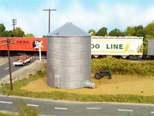 RIX PRODUCTS 33' CORRUGATED GRAIN BIN Kit HO Scale 628-0304