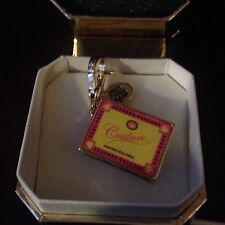 NEW JUICY COUTURE BOX OF CANDY CHARM FOR BRACELET/NECKLACE