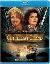 Cutthroat Island 0012236104339 Blu-ray Region a