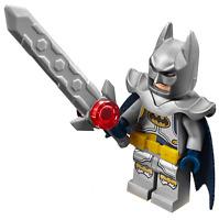 LEGO Excalibur Batman minifigure Armor Sword LEGO Batman Movie 71344 Minifig NEW