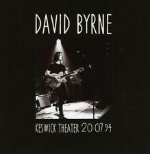 David Byrne  'Live Keswick Theatre  94'  (CD)   ***Brand New***  Talking Heads
