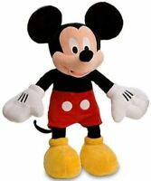 """Disney Store Authentic Mickey Mouse 18"""" inch Plush Doll ~Licensed Product~  NEW~"""