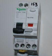 DT40 N Vigi 300 ma Schneider Différentiel + disjoncteur 20A A9N21367 A9N21451