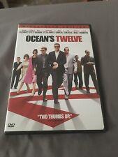 Oceans 12 and Oceans 13 DVD