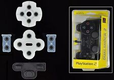 Play Station 2 [PS2] Controller Repair Kit [Conductive Pads] Lot of 2