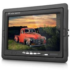 "7"" LCD TFT Digtal Farb Display Monitor KFZ Auto DC 12V für Rückfahrkamera FB"