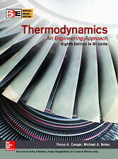 FAST SHIP - CENGEL BOLES 8e Thermodynamics: An Engineering Approach (S.I.UNI CW1